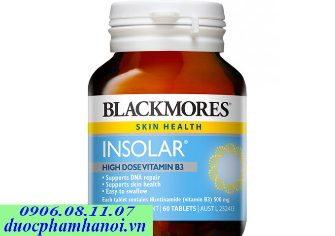 Blackmores skin health insolar