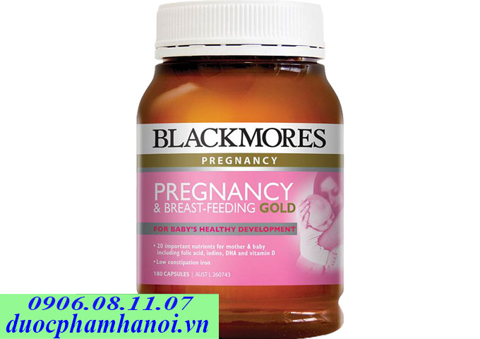 Blackmores-pregnancy-breastfeeding-gold-180-vien