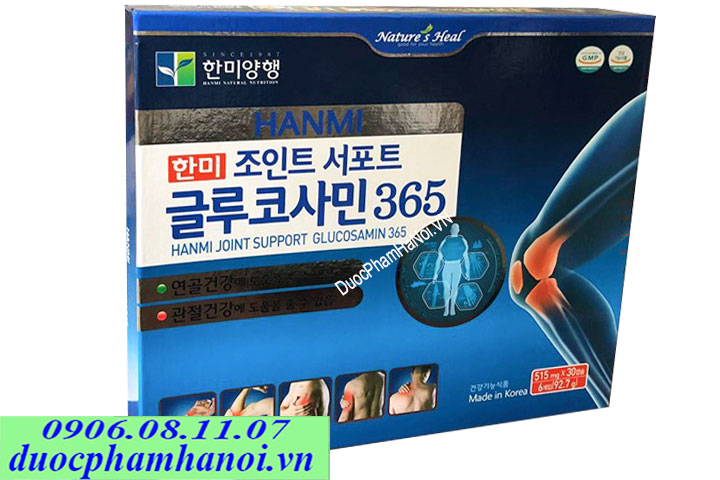 Hanmi Joint Support Glucosamin 365