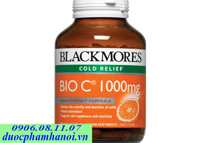 blackmore bio c 1000mg 150 vien