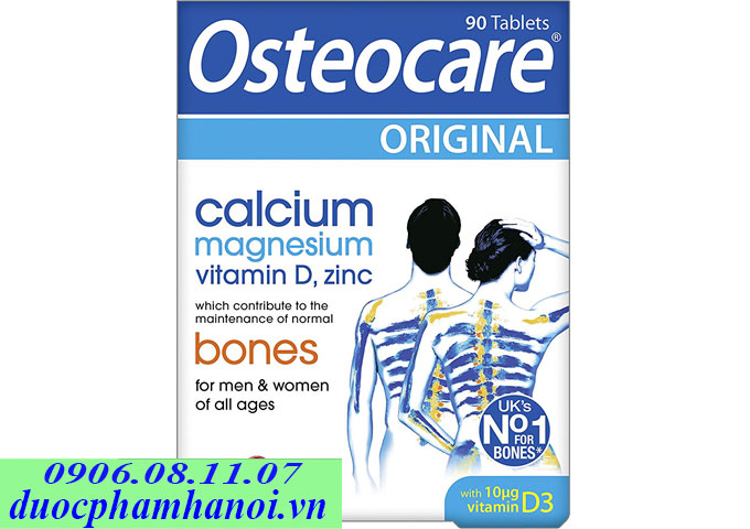 canxi osteocare 90v