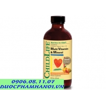 Childlife multi vitamin, childlife multi vitamin and mineral